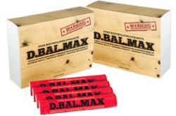 D Bal Maxn Supplement