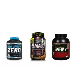 Top 10 Whey Protein Powders