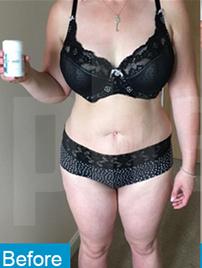 Transparent Labs Fat Burner before