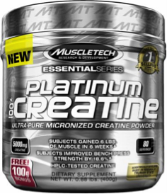 Platinum Creatine Supplement