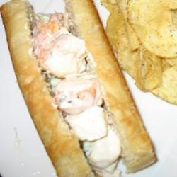 Mock 'Lobster' Roll