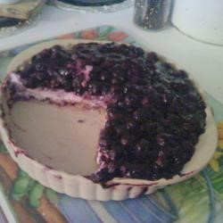 Sugar-Free No-Bake Cheesecake